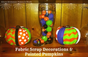 fabric scrap decoations main