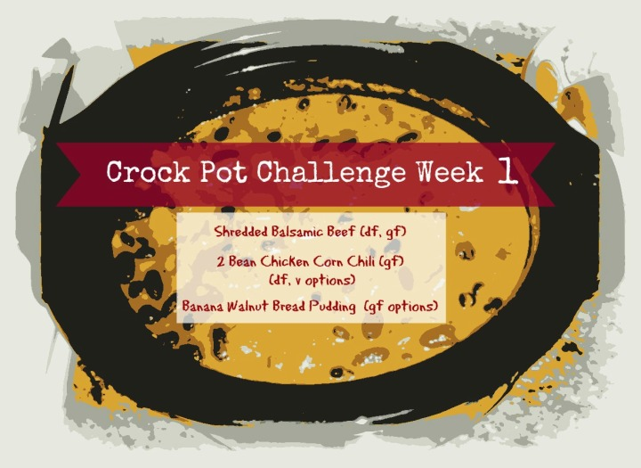 crock pot week 1 pic