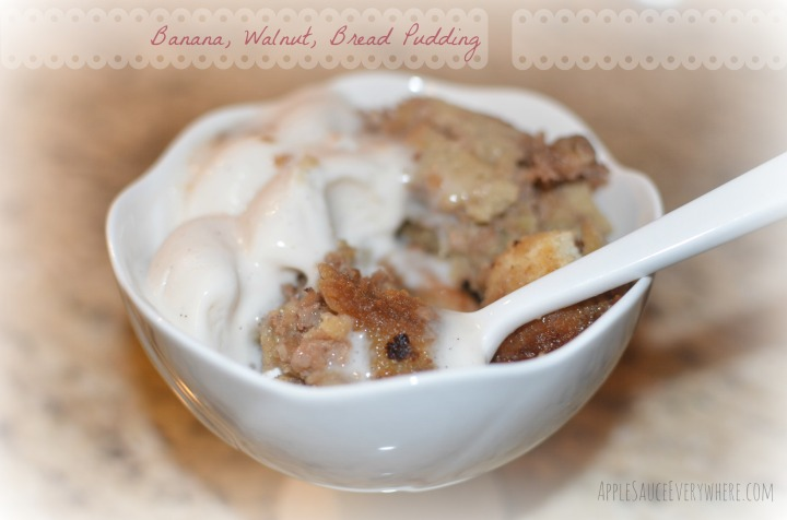 BW Bread pudding